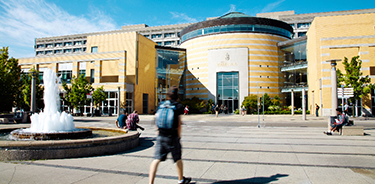 York U Vari Hall